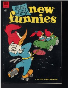 New Funnies #209 (Dell, 1954)