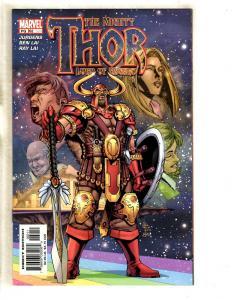 10 Mighty Thor Marvel Comic Books # 471 491 552 559 560 561 562 563 564 565 MF20