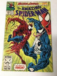 Amazing Spider-man 378 Nm Near Mint Marvel