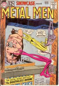 SHOWCASE 39 G-VG Metal Men   August 1962 COMICS BOOK