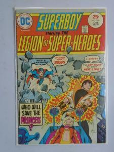 Superboy (1st Series DC) #209, 5.0 (1975)
