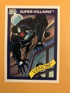 VENOM #73 : 1990 Marvel Universe Series 1 card, NM/M,  1st card appearance