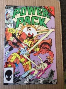 Power Pack #18 (1986)