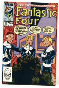 Fantastic Four #265-She-Hulk joins the team-NM-