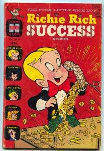 Richie Rich Success Stories #27 1969- Little Dot- Giant G