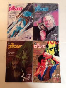 The Prisoner A-D Complete Near Mint Lot Set Run