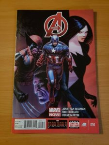 Avengers #10 ~ NEAR MINT NM ~ 2013 Marvel Comics