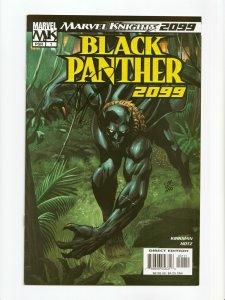 Black Panther 2099 #1 Signed Robert Kirkman Dynamic Forces Marvel Comics 2004 NM