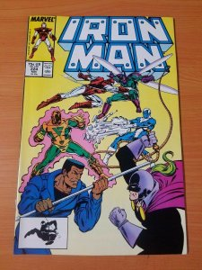 Iron Man #224 ~ NEAR MINT NM ~ (1987, Marvel Comics)