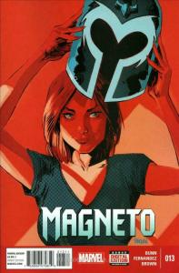 Magneto (4th Series) #13 VF/NM; Marvel | save on shipping - details inside
