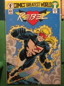 Comics' Greatest World Rebel