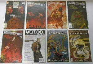 Sandman Lot From:#37-60 + Variants Sets, 48 Different, 8.0/VF