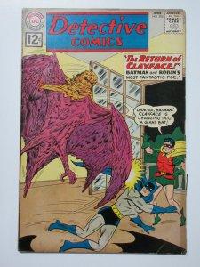 Detective Comics (June 1962) #304 Return of Clayface G+ Finger + Moldoff