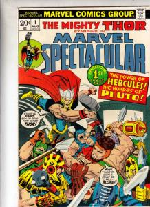 Marvel Spectacular #1 (Aug-73) VF/NM High-Grade Thor