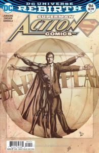 Action Comics #964A VF/NM; DC | save on shipping - details inside