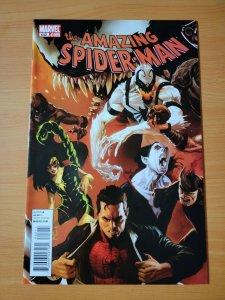 Amazing Spider-Man #642 ~ NEAR MINT NM ~ 2010 Marvel Comics