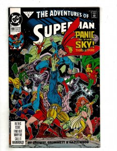 Adventures of Superman #488 (1992) YY7