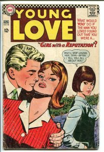 YOUNG LOVE #60-DC ROMANCE-GOOD ISSUE-COOL G