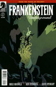 Frankenstein Underground #2 VF/NM; Dark Horse   save on shipping - details insid