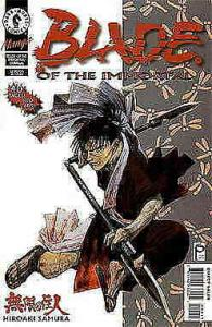 Blade of the Immortal #1 VF; Dark Horse | save on shipping - details inside