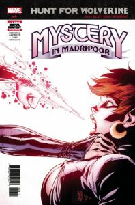 Hunt For Wolverine Mystery In Madripoor #4 (Marvel, 2018) NM