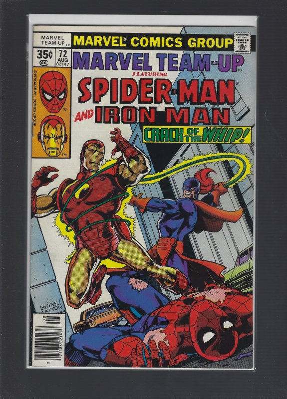 Marvel Team-Up #72 (1978)