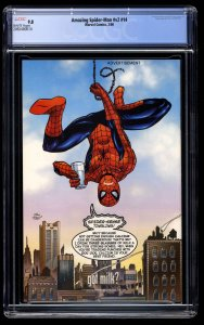 Amazing Spider-Man (1999) #14 CGC NM/M 9.8 White Pages