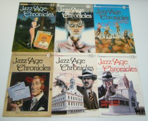 Jazz Age Chronicles vol. 2 #1-6 VF/NM complete series 1920s BOSTON ted slampyak