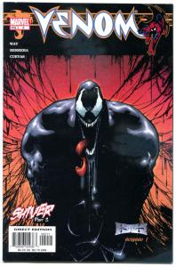 VENOM Shiver #2, NM, more MARVEL in store, Sam Kieth, Spider-man, Delgado, 2003
