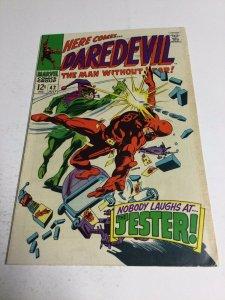 Daredevil 42 Fn Fine 6.0 Marvel Comics