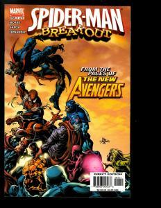 9 Comics Spider Breakout 1 Weapon X 78 80 81 83 84 DP 1 Punish 11 X-men 28 RP1
