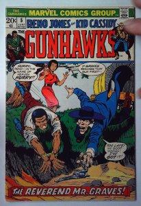 The Gunhawks #5 (1973)