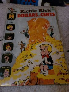 Richie Rich Dollars and Cents #29
