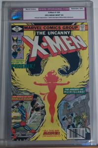 X-MEN #125, 3PG / CGC 9.4 NM, Phoenix, Wolverine,John Byrne, more in store