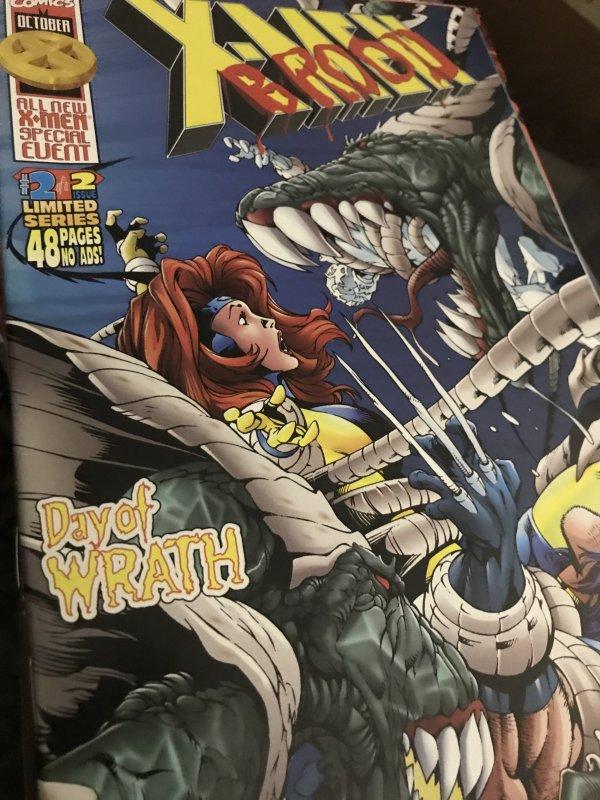 Marvel X-Men #2 Brood Mint Hot