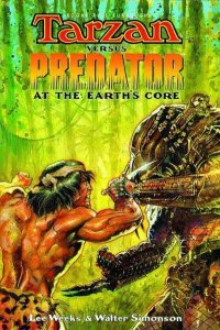 Tarzan vs. Predator At the Earth's Core Trade Paperback #1, NM (Stock ph...