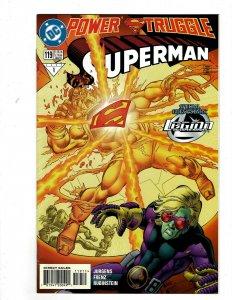 Lot of 12 Superman Comics #119 120 121 122 123 124 125 126 127 128 129 130 GK38