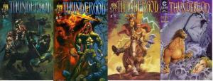THUNDERGOD (1996-97 CRUSADE/CALIBER)1A-Special COMPLETE
