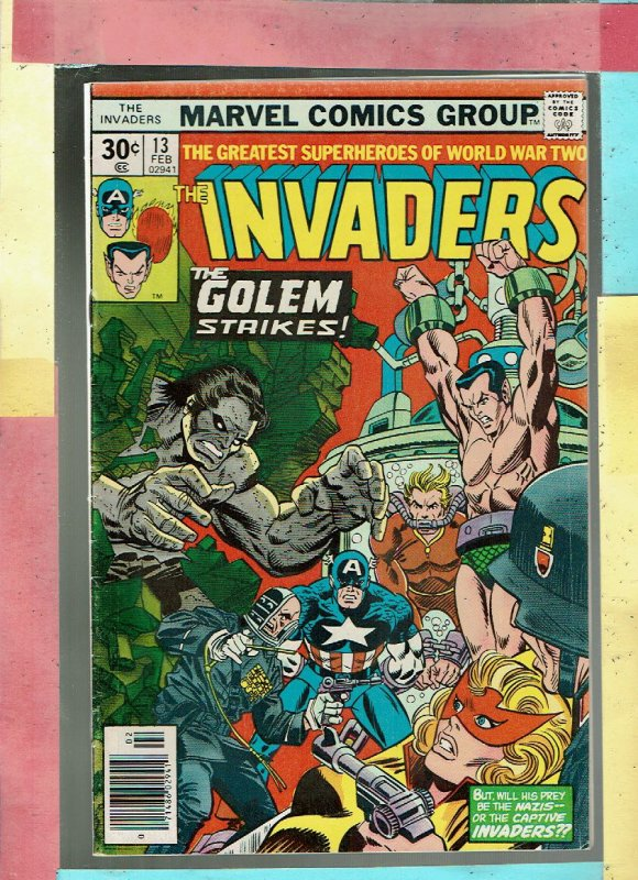THE INVADERS 13