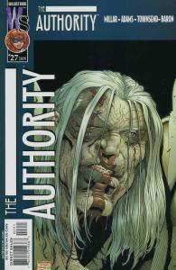 Authority, The #27 FN; WildStorm | save on shipping - details inside