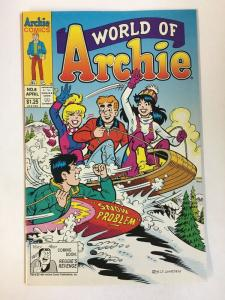 WORLD OF ARCHIE (1992)8 VF-NM Apr 1994 COMICS BOOK
