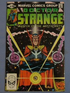 Doctor Dr. Strange Issue #49 Marvel Comic Book Autographed by Terry Austin VF/NM