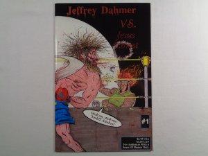 Jeffrey Dahmer vs Jesus Christ #1 Boneyard Press 1993