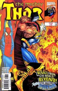 Thor (Vol. 2) #8 VF/NM; Marvel   save on shipping - details inside