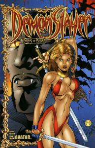 Demonslayer: Lords of Night #1 VF/NM; Avatar | save on shipping - details inside