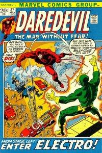 Daredevil #87 (ungraded) stock photo ID# B-10