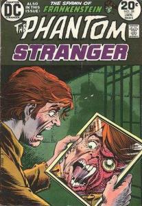 Phantom Stranger (1969 series) #28, VG+ (Stock photo)