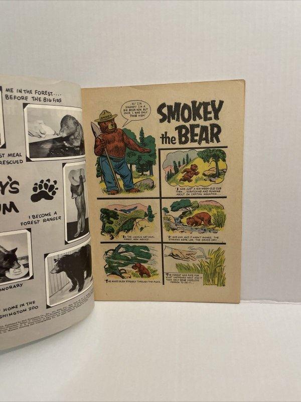 Smokey The Bear #653