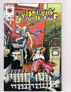 Archer and Armstrong (1992) #10 Valiant Comic Book Solar Man of the Atom HH2