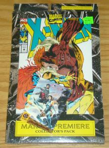 Marvel Premiere Collector's Pack: Marvels VF/NM contains excalibur - x-men 28